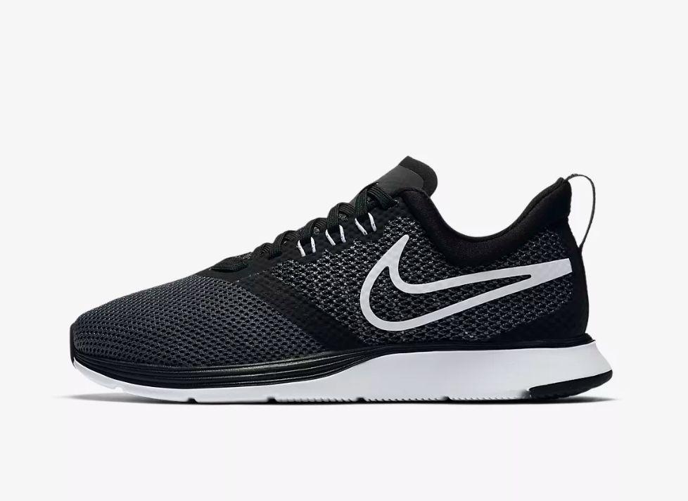 Chaussure de Running Nike Strike Noir pour Enfants - Tailles : 36 à 38.5