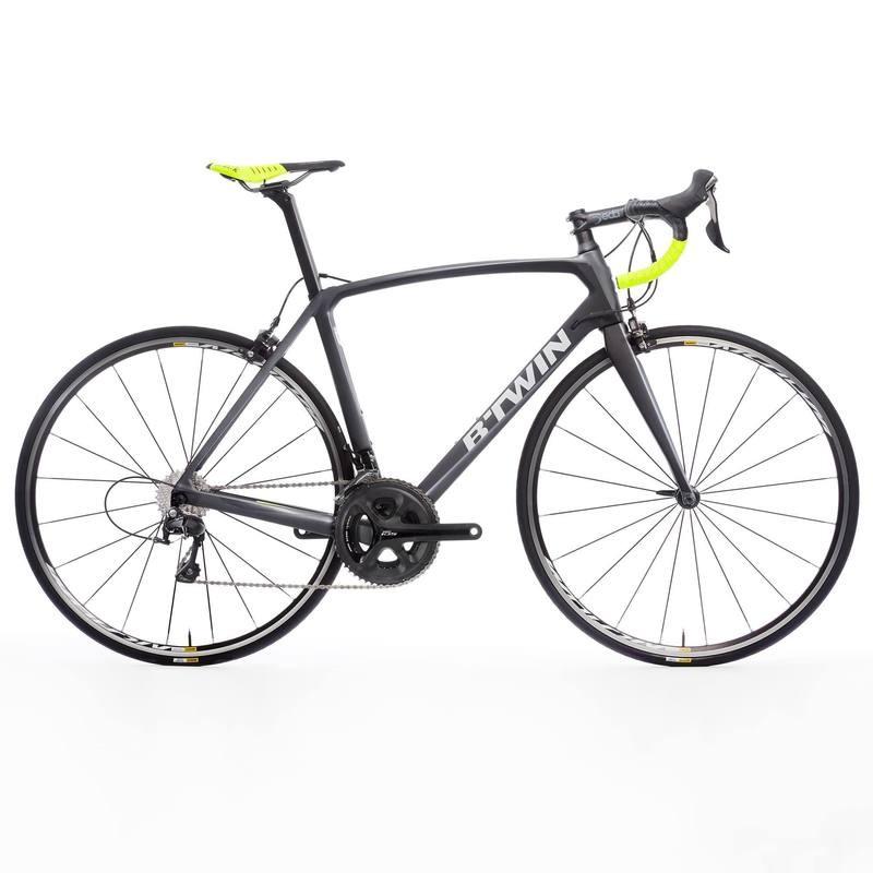Vélo de route Ultra 900 CF (Carbon Frame) B'Twin - 2XS