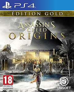 Assassin's Creed Origins Edition Gold (PS4 / Xbox One)