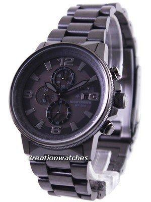Montre pour Homme Citizen Eco-Drive NightHawk Chronograph CA0295-58E (Frais de douane + TVA inclus)