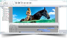 Logiciel de vidéo-montage VSDC Video Editor PRO gratuit sur PC (au lieu de 19.70€)