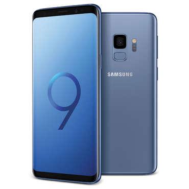 """[Précommande] Smartphone 5.8"""" Samsung Galaxy S9 - Quad HD+, Exynos 9810, RAM 4 Go, ROM 64 Go (via ODR de 100€)"""