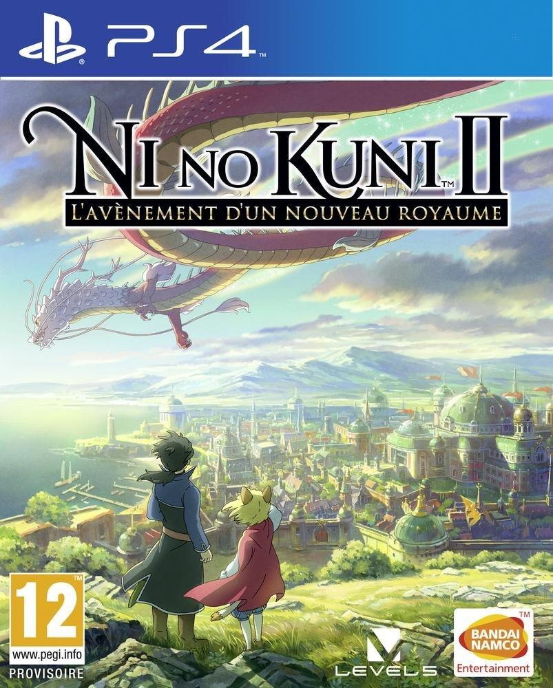 [Précommande] Ni no Kuni II : l'Avènement d'un nouveau royaume sur PS4