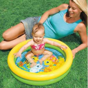 Pataugeoire Intex My First Pool - 15L