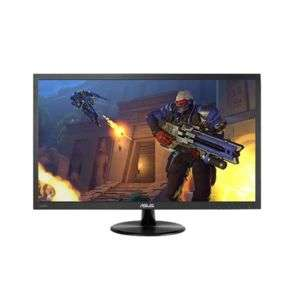 "Ecran PC 24"" Full HD Asus VP247H 1ms Flicker Free - DVI/HDMI"