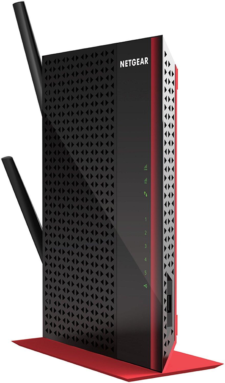 Répéteur Wi-Fi AC1200  Netgear EX6200-100PES  Dual-Band 5 Ports Ethernet Gigabit