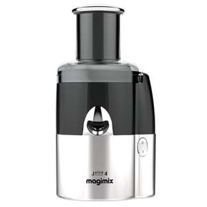 Extracteur de jus Magimix Juice Expert 4 chrome
