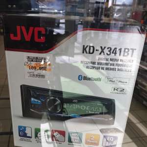 Autoradio bluetooth JVC KD-X341BT - Blois (41)