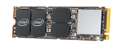 SSD interne M2 NVME Intel 760P (TLC 3D) - 256 Go