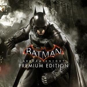 Batman : Arkham Knight - Premium Edition (Le Jeu + Season Pass) sur PC (Dématérialisé - Steam)
