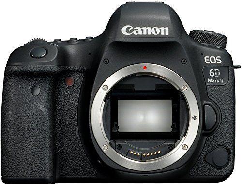 Reflex Canon EOS 6D Mark II - Boîtier Nu