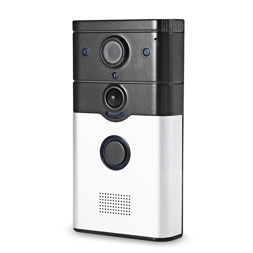 Sonnette camera Wi-Fi - 720p