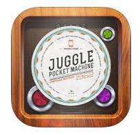 Jeu Juggle Pocket Machine gratuit sur iOS (au lieu de 0.99 €)