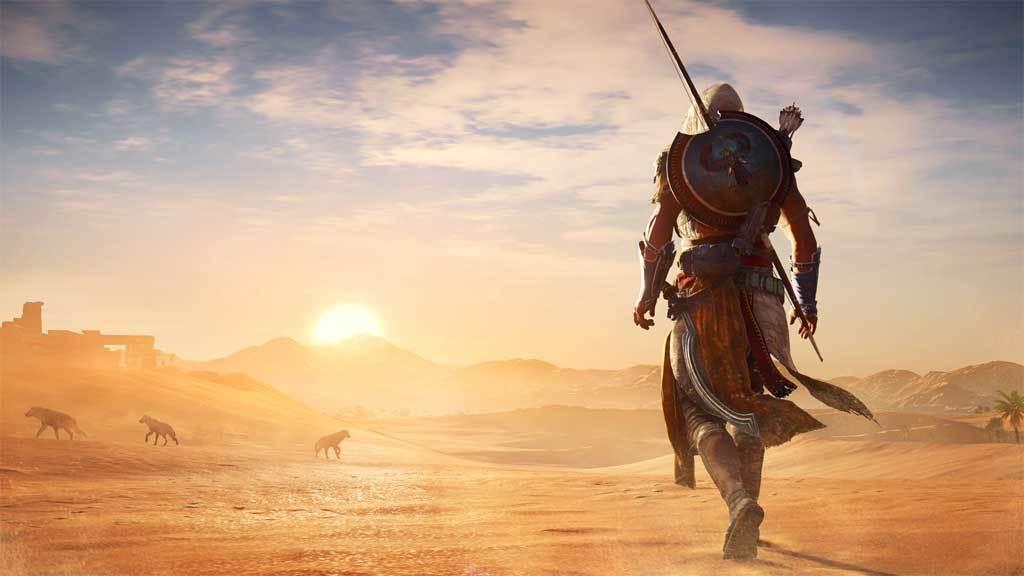 Jeu Assassin's Creed Origins sur PC (Dématérialisé - Clé Uplay)
