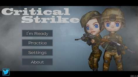 Jeu Critical Strike Universal gratuit sur PC & Mobile (au lieu de 4,99€)