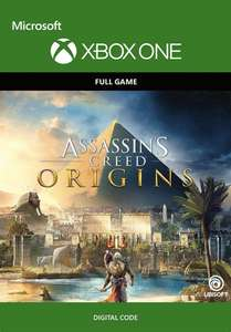 Assassins Creed Origins sur Xbox One (Dématérialisé)