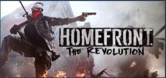 Homefront : The Revolution sur PC (Dématérialisé - Steam)
