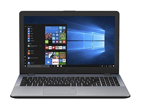 """PC Portable Hybride 15,6"""" Asus 90NB0F22-M07870 - Intel i5-8250U, 8 Go de RAM, 1 To, Windows 10 - Gris"""