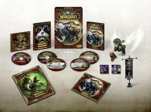 Extension World of WarCraft: Mists of Pandaria - Edition Collector (PC)