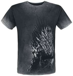 T-shirt Game of Thrones - Iron Throne