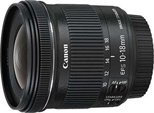 Objectif Canon EF-S 10-18 mm f/4,5-5,6 IS STM