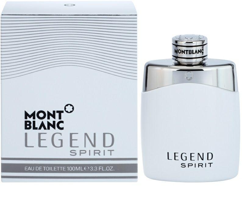Eau de toilette Mont Blanc Legend Spirit pour homme 100 ml