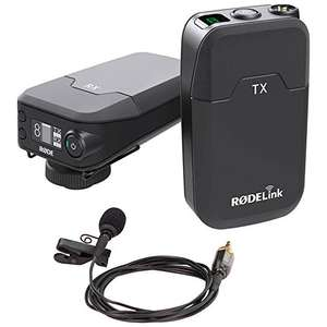 Micro-cravate Rode RodeLink Filmmaker Kit