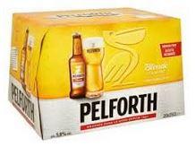 Pack de Bières Blondes Pelforth - 20 x 25cl (Via Carte de Fidélité + 1 BDR)
