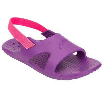 Sandales de Natation Nataslap - Violet / Bleu