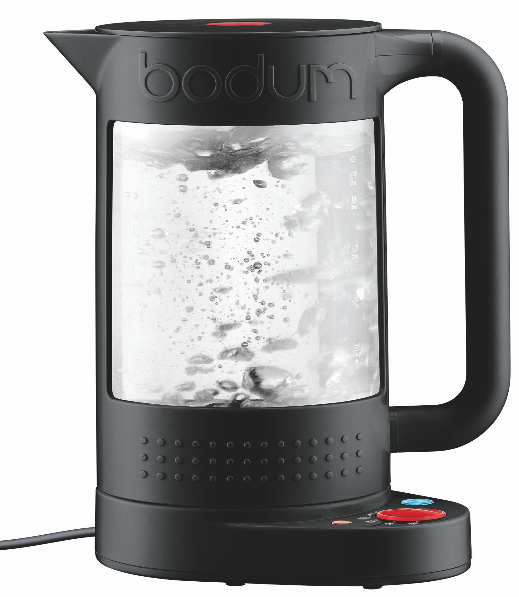Bouilloire électrique réglable Bodum Bistro - 1.1L
