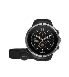 Montre GPS Suunto Spartan Ultra Black HR SS022658000