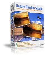 Logiciel Nature Illusion Studio sur PC gratuit