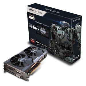Carte graphique AMD Sapphire Radeon R9 380 Nitro Dual-X OC - 2 Go (Reconditionné)