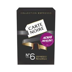 3 paquets de 10 capsules Carte Noire
