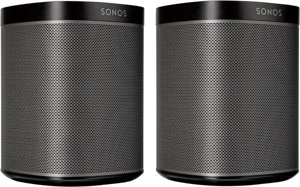 Paire d'Enceintes Multiroom Sonos PLAY:1 - Coloris au choix