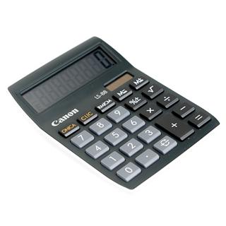 Calculatrice de bureau Canon LS-88