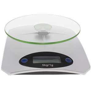 Balance de cuisine électronique - 5 kg max.