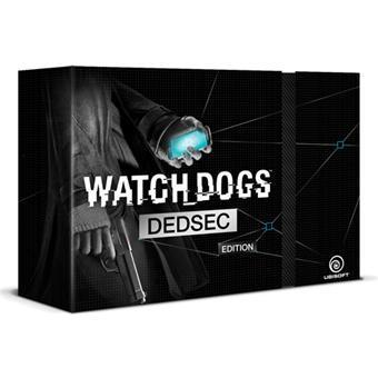 Jeu Watch Dogs Edition Dedsec sur PS4