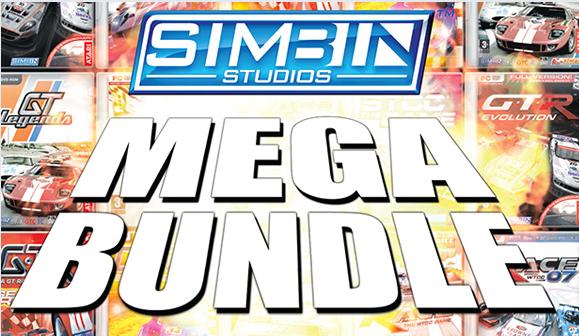 SimBin Mega Bundle (Simulation de courses) : 10 jeux sur PC - Dématérialisé