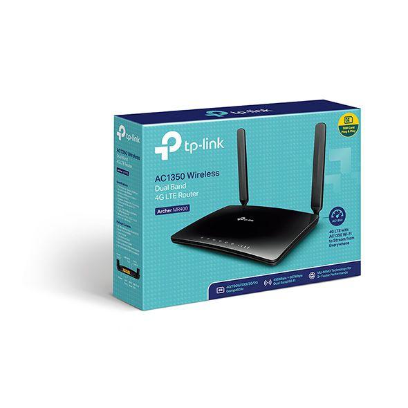 Routeur Wi-Fi / 4G TP-Link Archer MR400 - 1350 Mbps