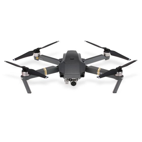 Drone Quadricoptère Radiocommandé DJI Mavic Pro avec Caméra 4K - FPV