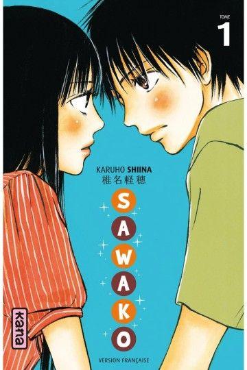 Sawako - Tome 1 Gratuit sur Google Play, iBook, Kobo, Kindle ou Izneo (Au lieu de 4.99€ - Dématérialisé)