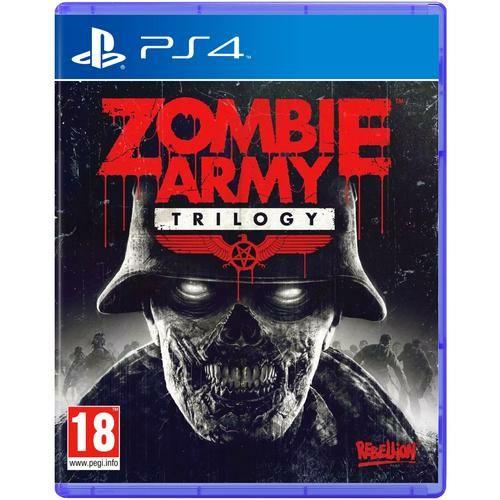Zombie Army Trilogy sur PS4 (vendeur tiers)