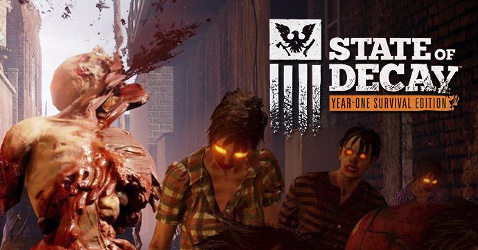Jeu State of Decay: YOSE sur PC (Dématérialisé, Steam)