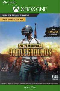Jeu PlayerUnknown's Battlegrounds sur Xbox One + Assassin's Creed Unity sur Xbox One (Dématérialisés)