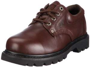 chaussure en cuir caterpillar flamouth (Taille 43 uniquement)