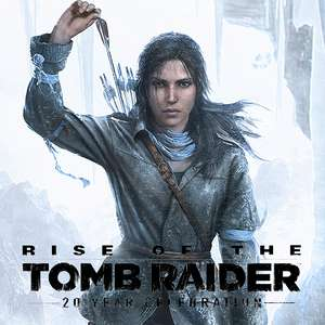 Rise of The Tomb Raider 20 Year Celebration : Le Jeu + Season Pass sur PC (Dématérialisé - Steam)