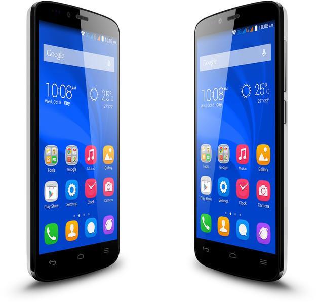 "Smartphone 5"" Honor Holly Noir ou Blanc"