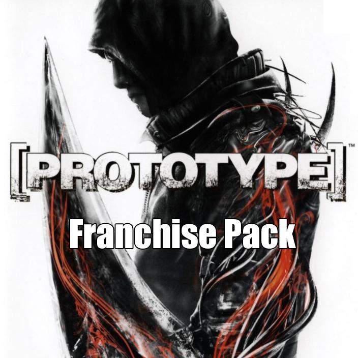 Prototype Franchise Pack : Prototype 1&2 + Radnet Access Pack sur PC (Dématérialisé - Steam)
