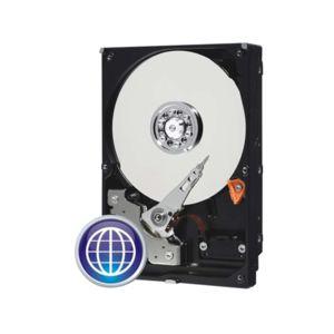 """Disque Dur Interne 3.5"""" Western Digital WD Blue - 2 To (Dépackagé, Testé & Approuvé)"""
